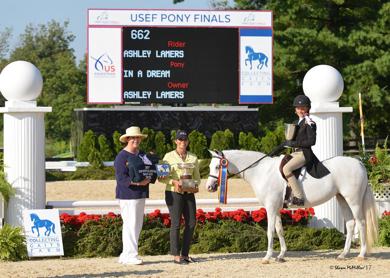 Ashley Lamers And In A Dream Take Top Honors In Small
