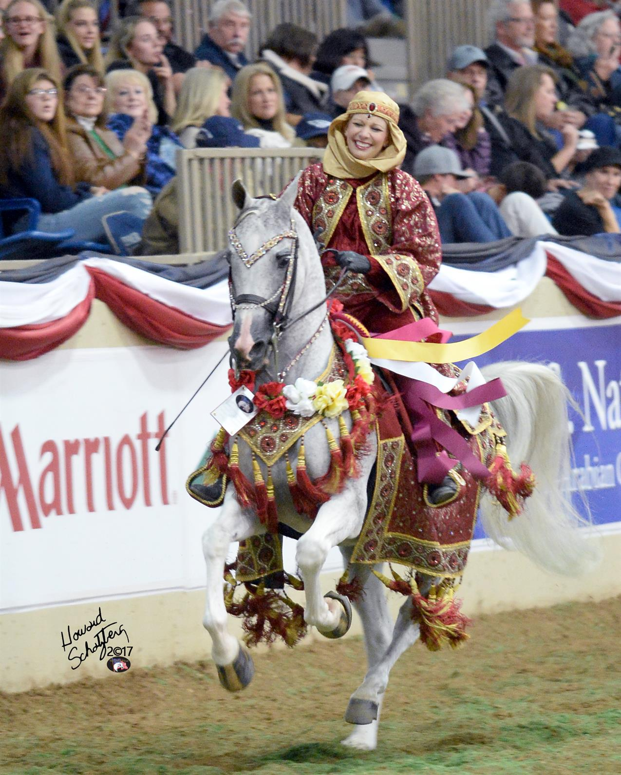 51st Annual Arabian And Half Arabian U S National Championship Horse Show Hosts Amazing Horses Chips For Charity Fundraiser And National Youth Judging Contest Us Equestrian