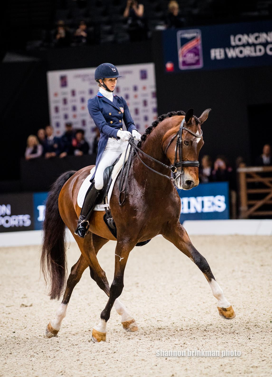 Laura Graves And Verdades Score Personal Best To Win Fei