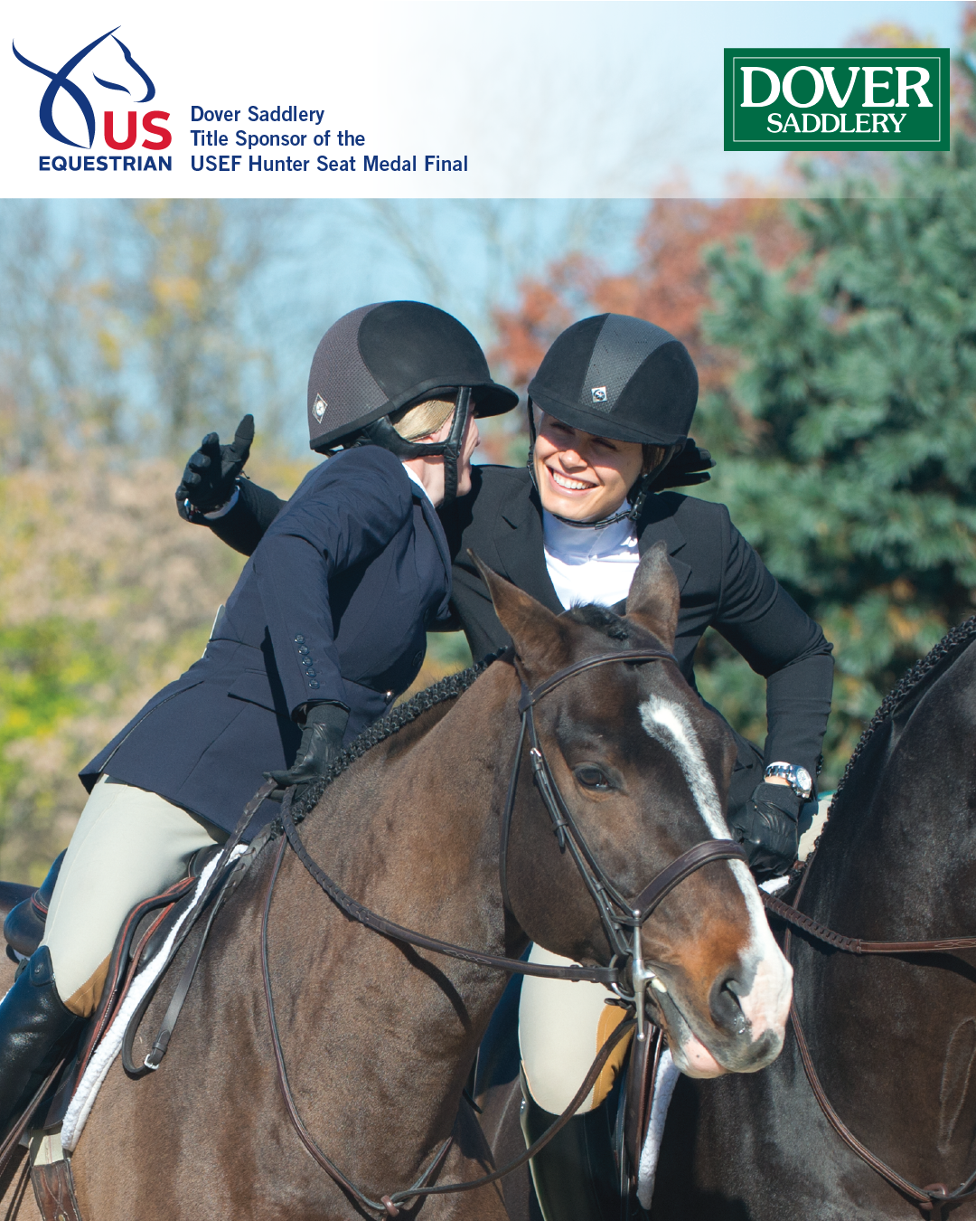US Equestrian Announces Partnership with Dover Saddlery | US