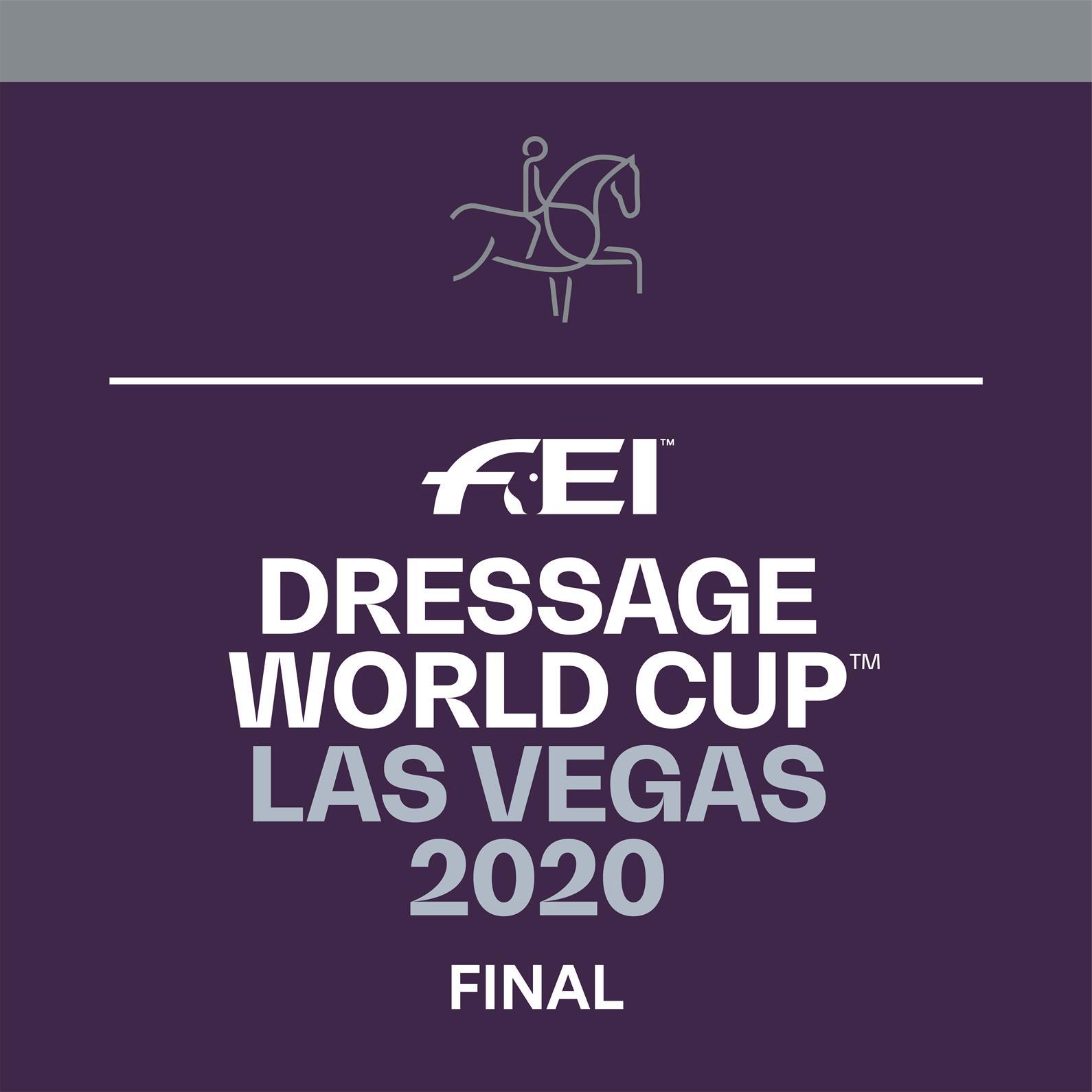Dressage World Cup Finals - Las Vegas 2020