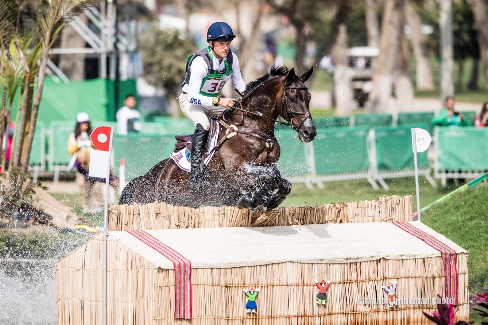 Best Backup Iron Sights 2020 U.S. Eventing Team Takes Commanding Lead After Cross Country With