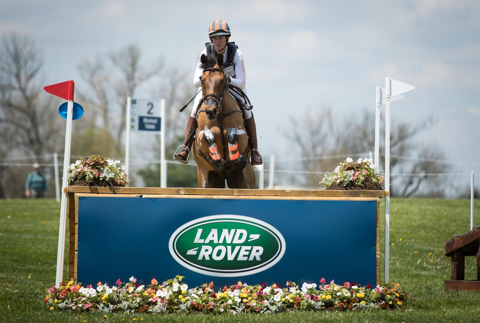 US Equestrian and Land Rover Celebrate Ten Years of Partnership with Launch of #WhatsYourRide Campaign