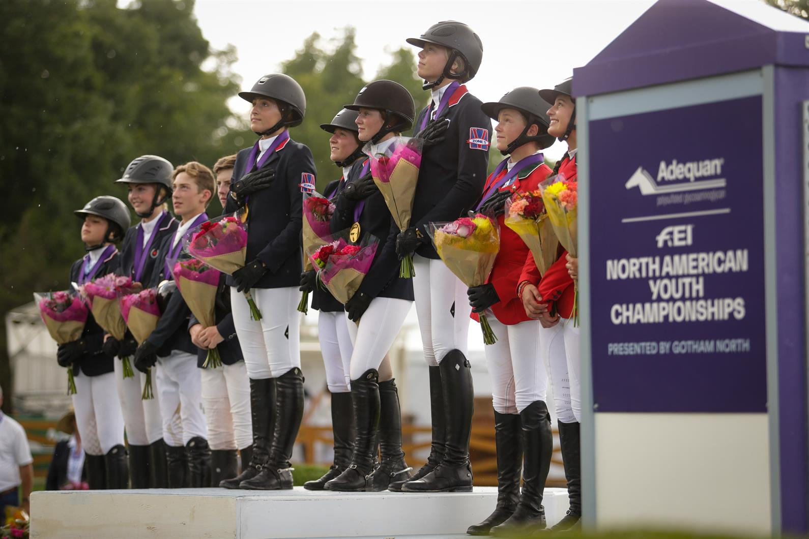 Expressions of Interest Now Open for 2020, 2021, and 2022 FEI North American Youth Championships