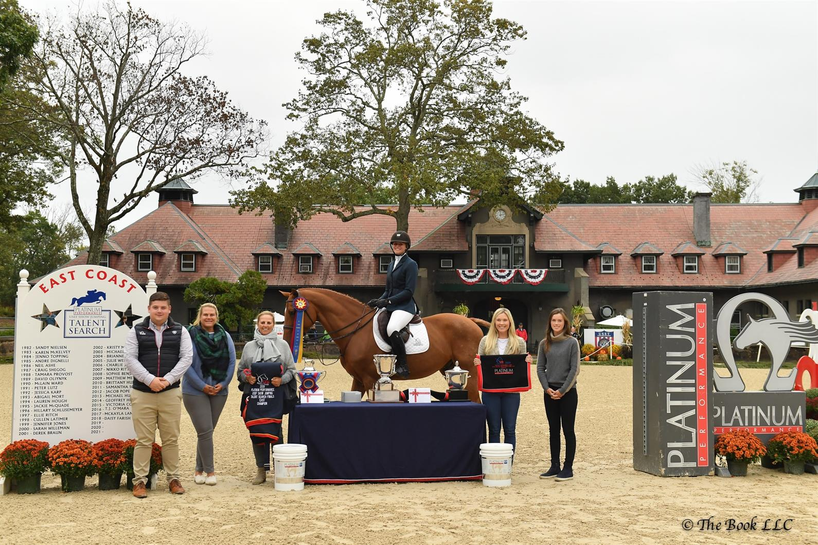 Ellie Ferrigno Captures Victory in 2019 Platinum Performance/USEF Show Jumping Talent Search Finals – East