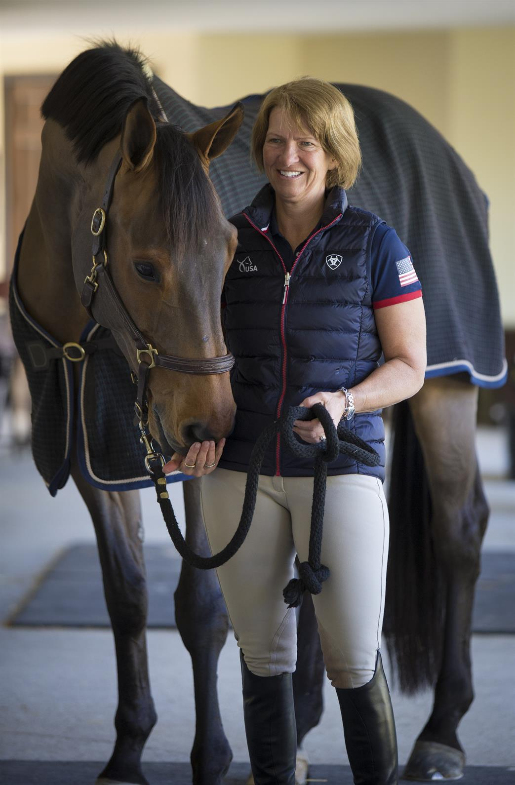 Ariat Expands Partnership With Us Equestrian Us Equestrian