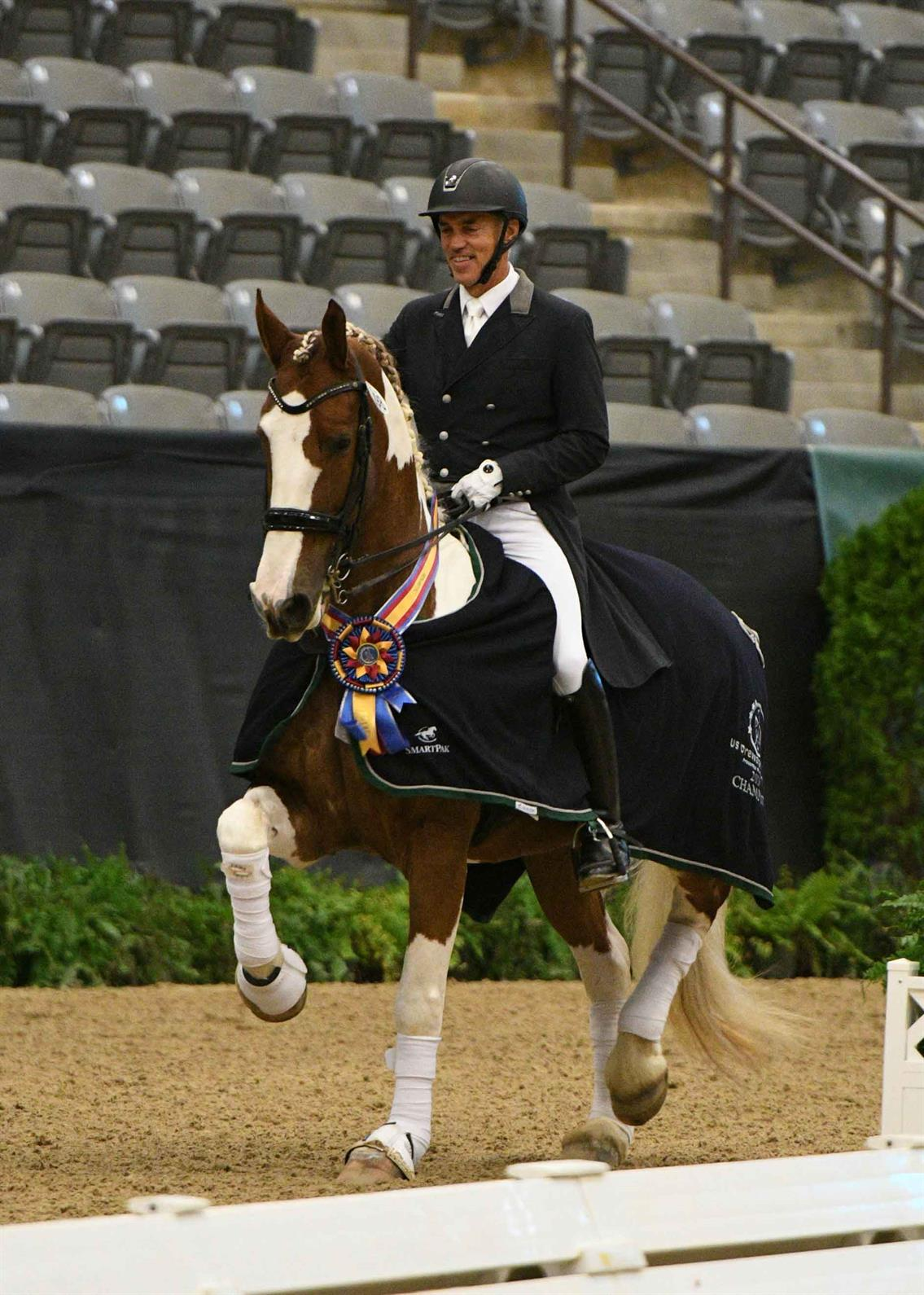 Champions Emerge At 2018 US Dressage Finals Presented By