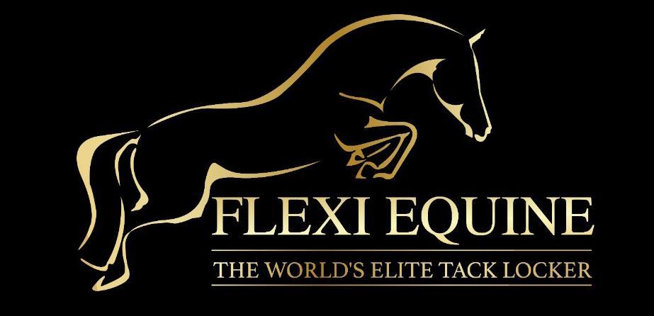 Flexi Equine Tack Lockers logo
