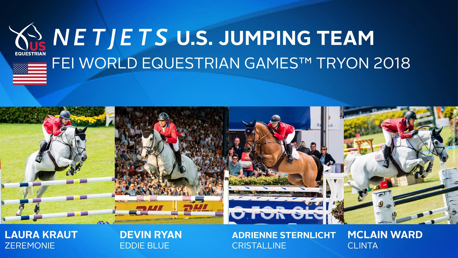 World Equestrian Games 2020.Sights Set On Olympic Qualification For Netjets U S