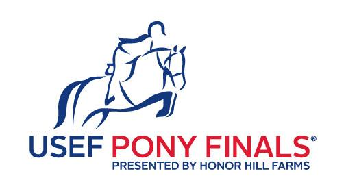 Pony Finals presented by Honor Hill Farm logo