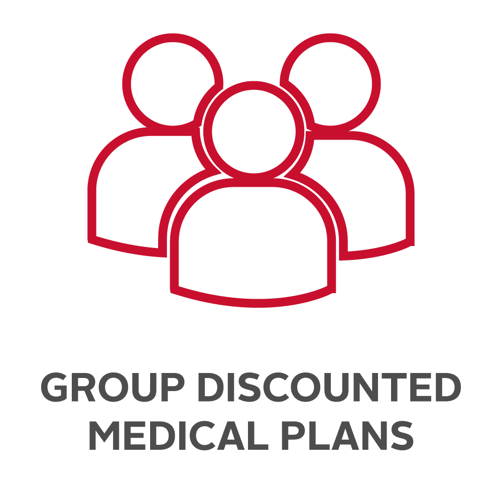 . Insurance - Group Discounted Medical Plans - National General