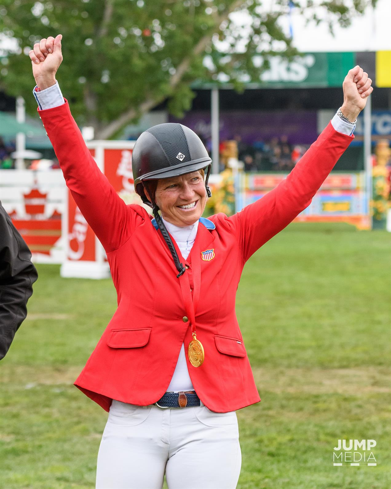 Beezie Madden and Darry Lou Win $3 Million CP 'International' Grand Prix, Presented by Rolex at 2019 Spruce Meadows 'Masters' CSIO5*