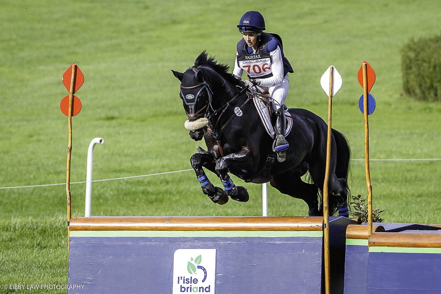 News Flash: Halliday-Sharp and Cooley Moonshine Earn Silver in FEI WBFSH Eventing World Breeding Championships