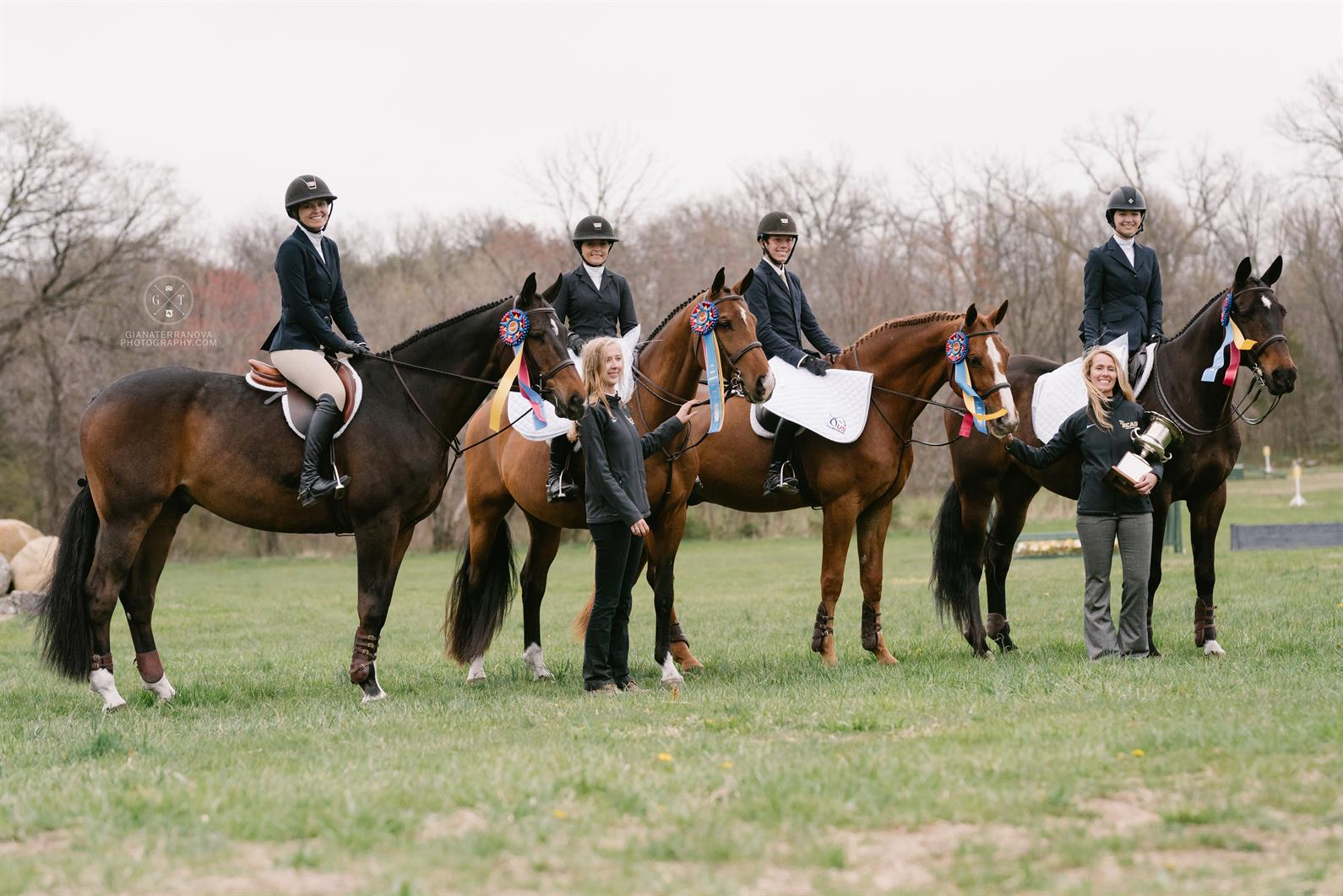Collegiate Equestrian Programs See Growth During Spring
