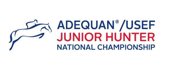 Adequan Junior Hunter Championships logo