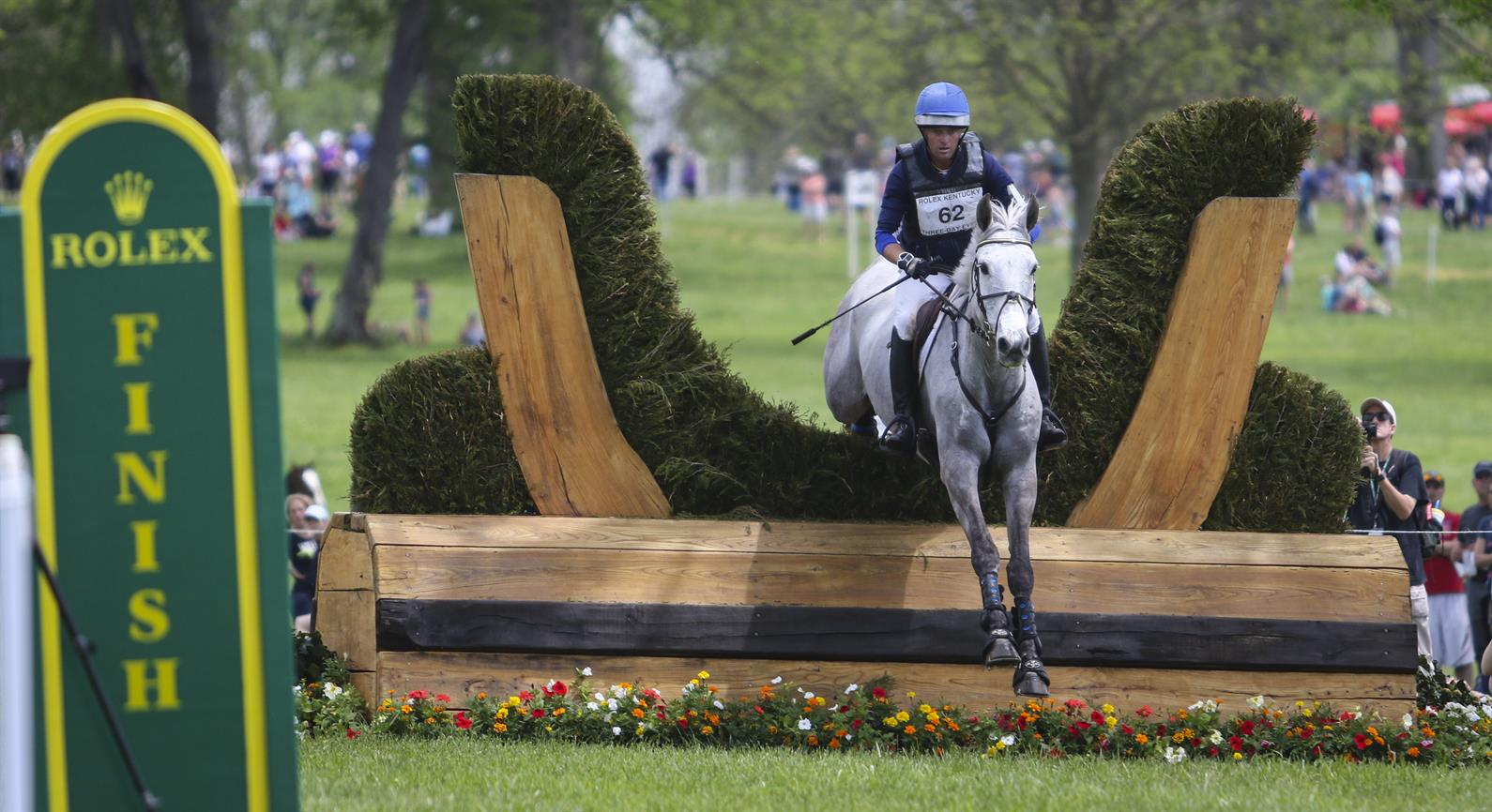 Nbc S Broadcast Of The Rolex Three Day Event Presented By