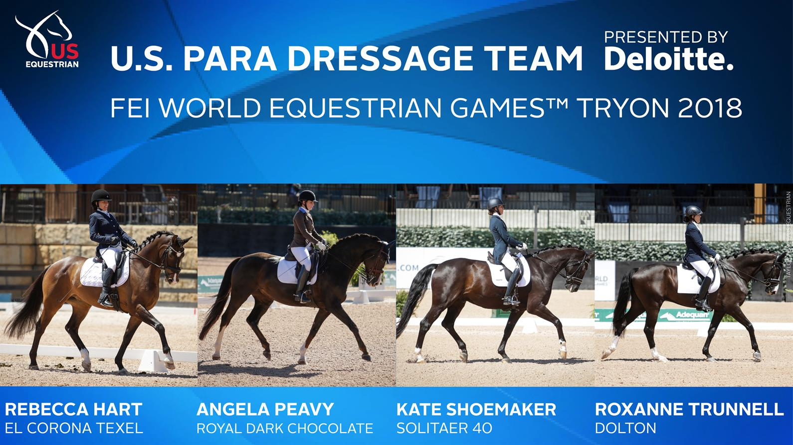 Home Fei World Equestrian Games Tryon 2018 Gives U S