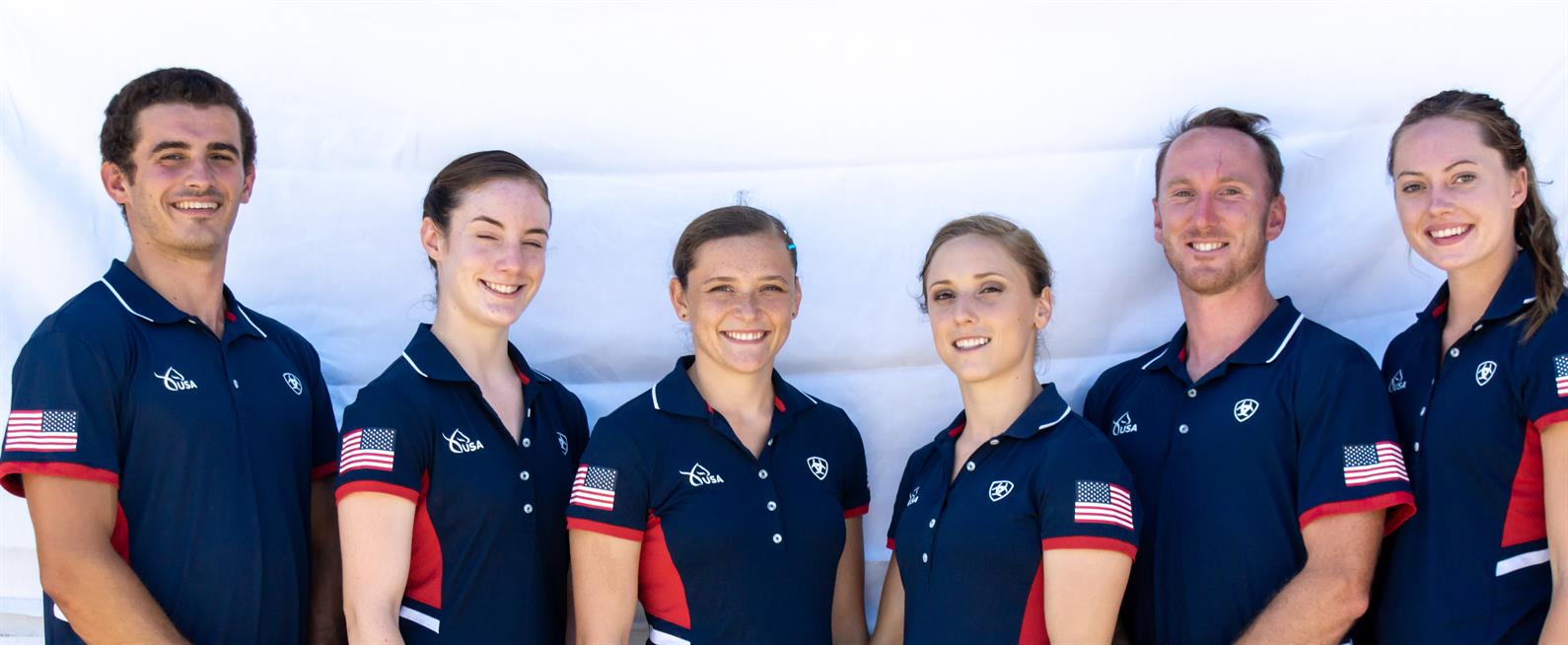 U S Vaulting Team Ready For Competition At Fei World