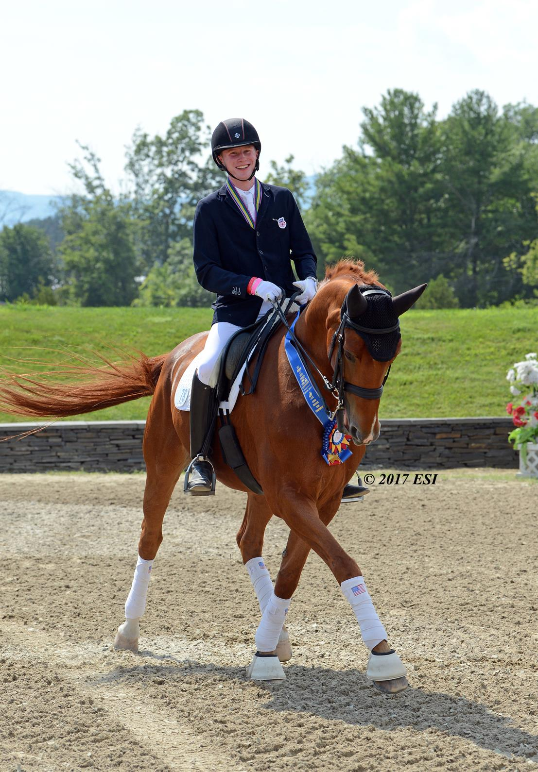 Us Equestrian Announces Athletes Selected For The 2018
