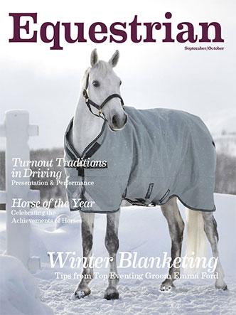 Us Equestrian Magazine Us Equestrian