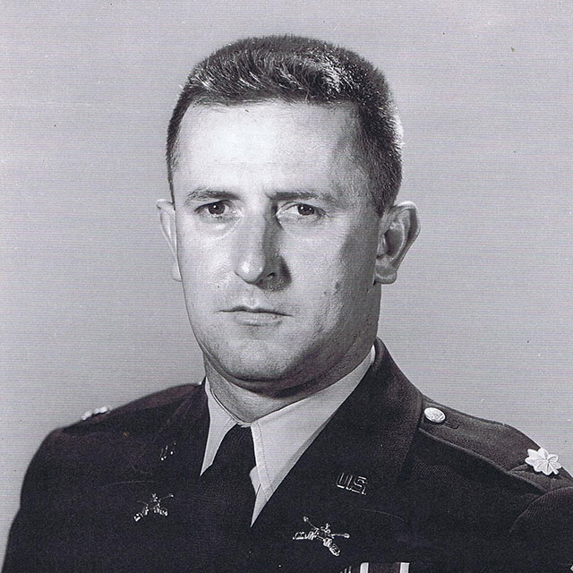 Lieutenant Colonel John William Russell